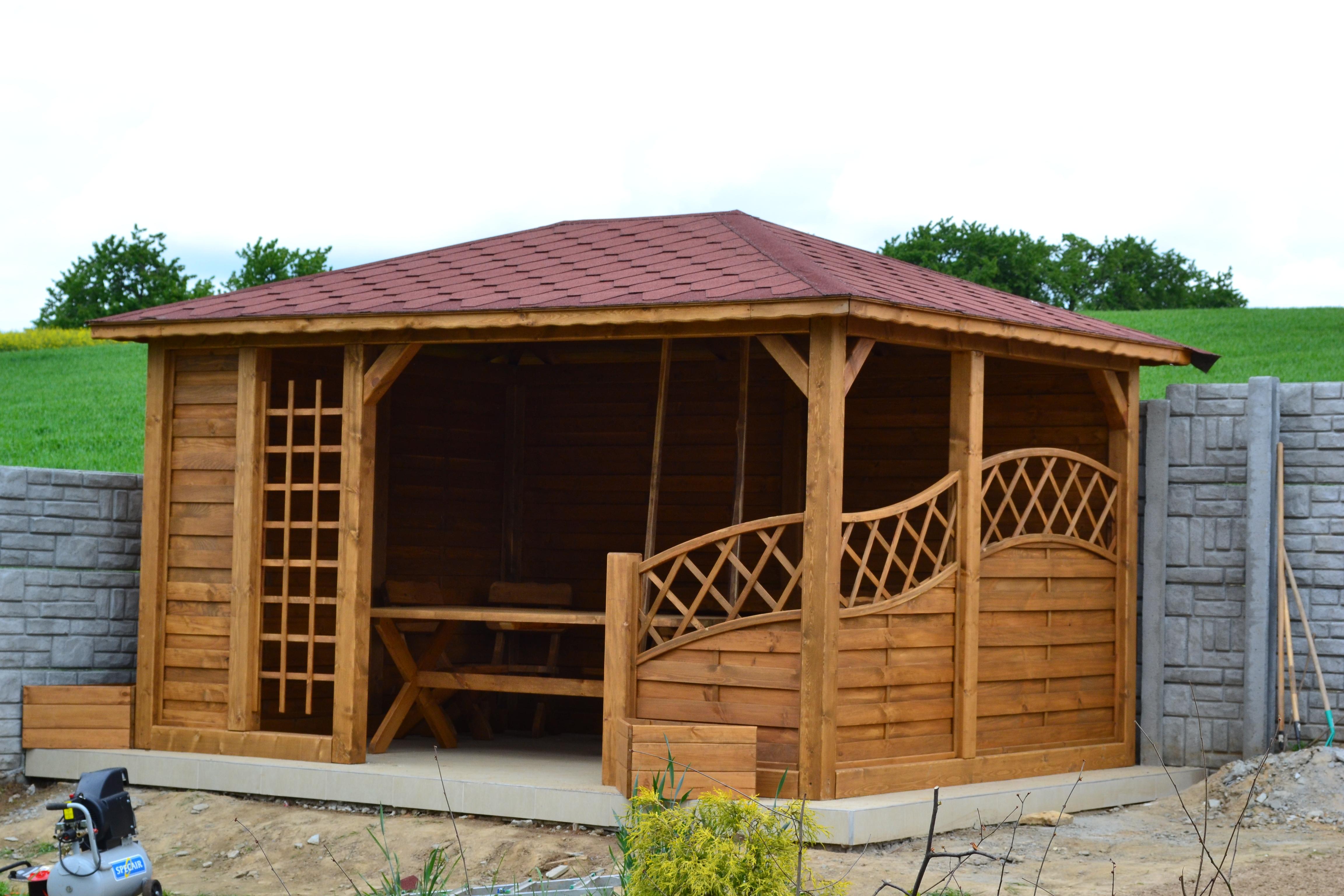 Kempar Drewno To Nasz świat Konstrukcje Z Drewna Altany