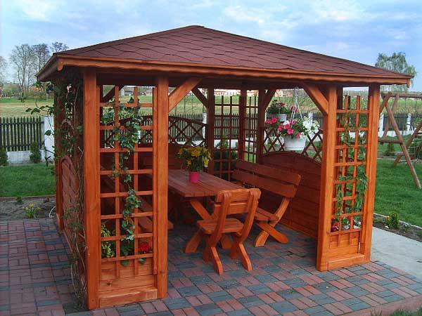 Kempar drewno to nasz wiat konstrukcje z drewna for Andy panda jardin