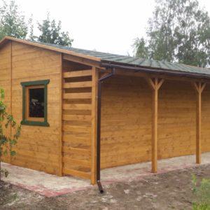 garaż z narzędziownią teneryfa kempar