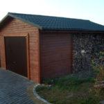 garaż madera kempar
