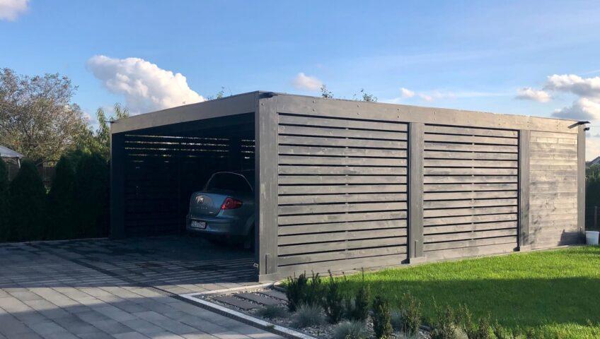 Garaż czy wiata Kempar